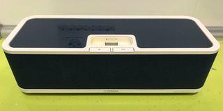 ALTAVOZ Yamaha PDX-30 iPod/iPhone Dock