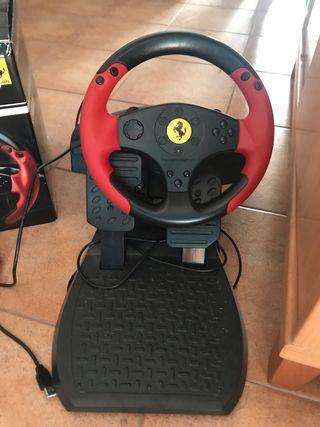 Volante Ferrari ps3/PC
