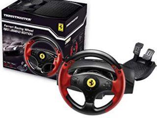 Se vende volante edicion ferrari rojo