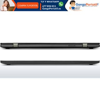 Portátil Lenovo ultrabook X1 Carbon, i5 / SSD / 8G