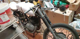 proyecto de replica tss125cc aire