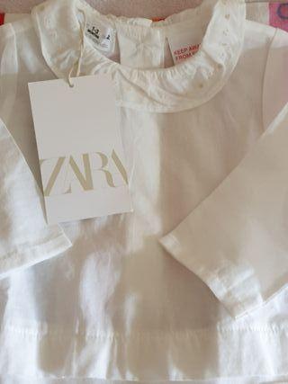BODY camisa ZARA