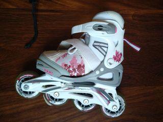 patines niña Roces Bladerunner talla 28-32