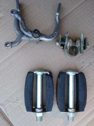 piezas varias antiguas