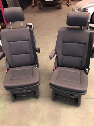asientos T5 multivan