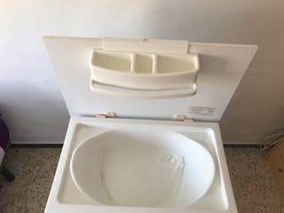 Cambiador bañera mi cuna