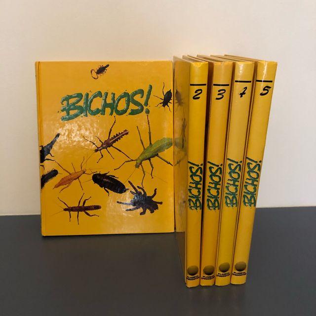 Colección Bichos años 90
