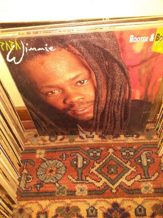 Discos de vinilo Reggae