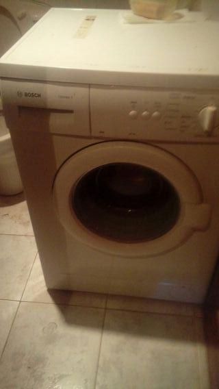 combi Bosch y lavadora bosch