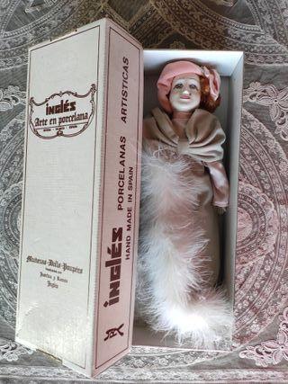 Muñeca de porcelana deJosefina y Ramón INGLÉS