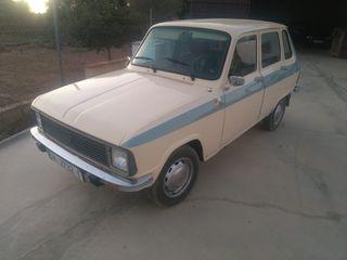 Renault 6 gtl 1981