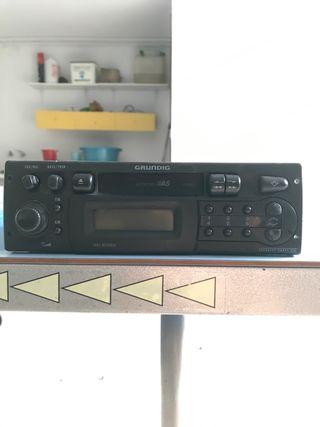 Radiocasete GRUNDIG 1401 autoreverse