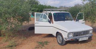 Renault 6 GTL 1986