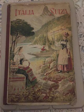 Libro de 1928, Italia y Suiza.