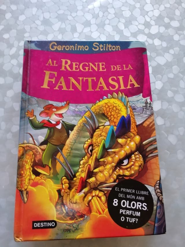 Al Regne de la Fantasia