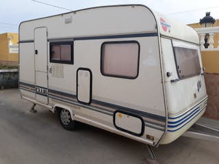 caravana burstner 950