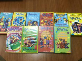 Colección de los Tweenies VHS