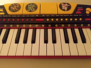 Piano teclado