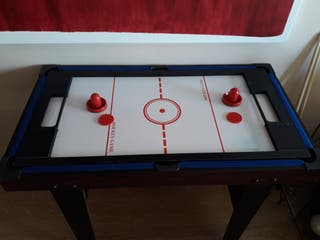 Mesa multi juegos (billar, ping pong y hockey)