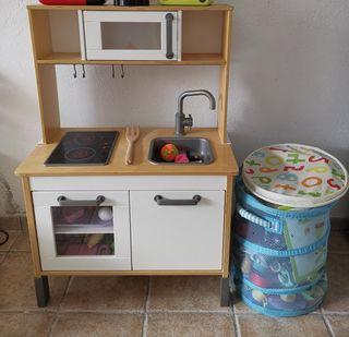 cocina ikea + accesorios