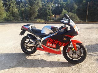 despiece completo aprilia rs 125