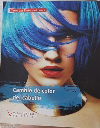 cambio de color del cabello