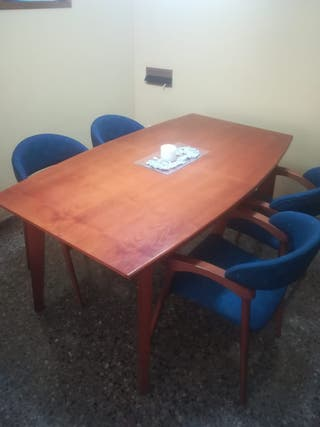 mueble mesa comedor recibidor