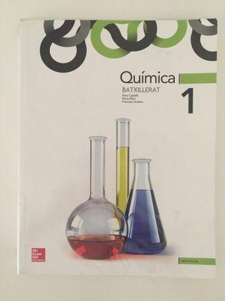 Libro química 1 bachillerato