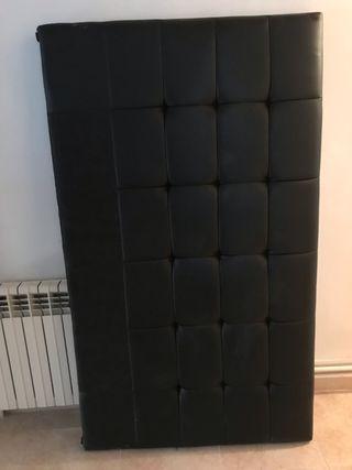 Cabecero negro