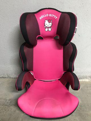 Silla coche Hello Kitty grupo 2-3