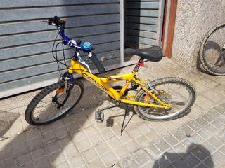 bici para niño de entre 6 y 10 años