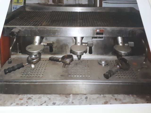 CAFETERA PROFESIONAL ARIETE. BAR