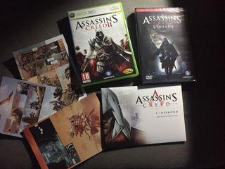 Assassins crees II edición especial