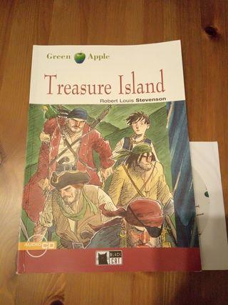 Libro TREASURE ISLAND