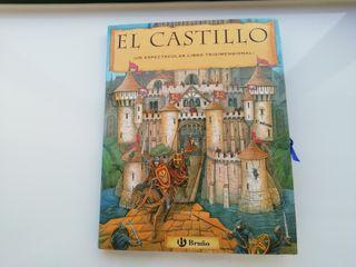 """Libro Pop-up -""""El Castillo"""""""