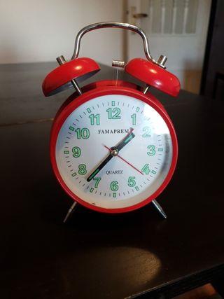 Despertador analógico vintage