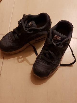 zapatillas nike air max de niño