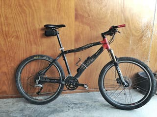 "Bici montaña Mendiz delta carbono 26"""