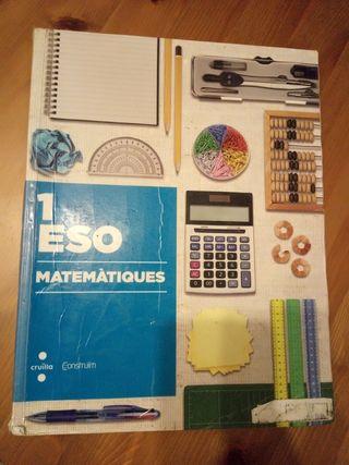 Libro Matemáticas 1ESO