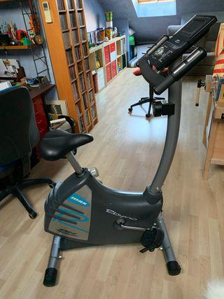 Bicicleta estática BH Rhyno max