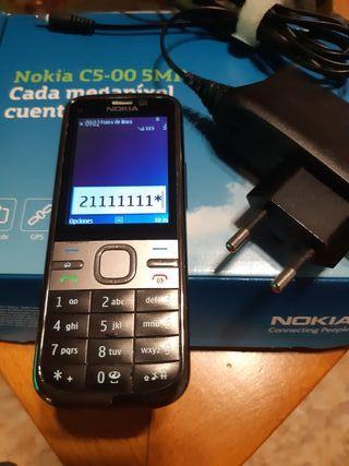 Teléfono Nokia C5