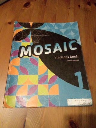 Libro MOSAIC Student's Book 1ESO