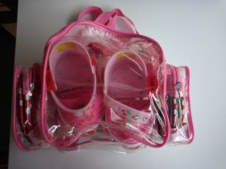 patines para niña pequeña