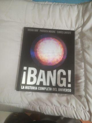 Libro ¡Bang! La historia completa del universo
