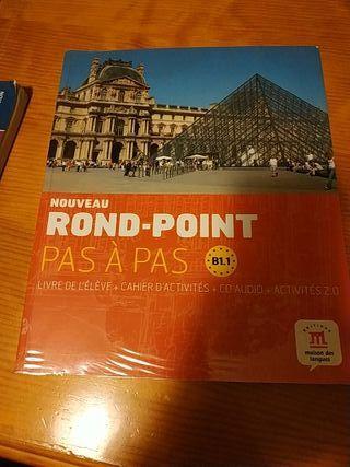 libro de texto de francés