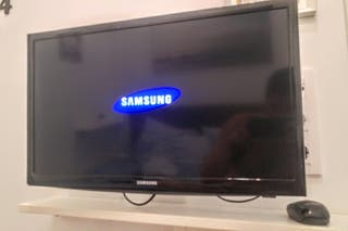Tv samsung 24'' + soporte + smart wifi