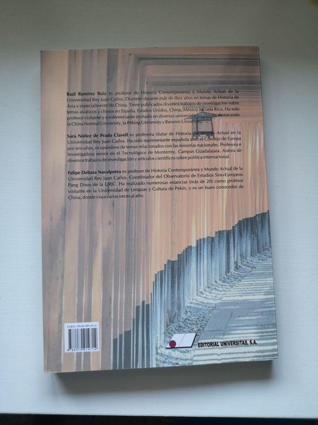 Libro de Historia de Asia Contemporanea y Actual.