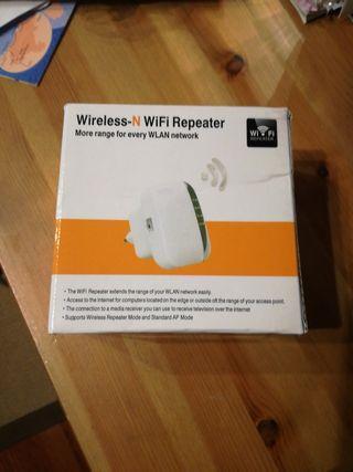 wifi amplificador señal