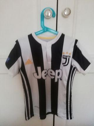 camiseta Juventus Dybala niño 8 años
