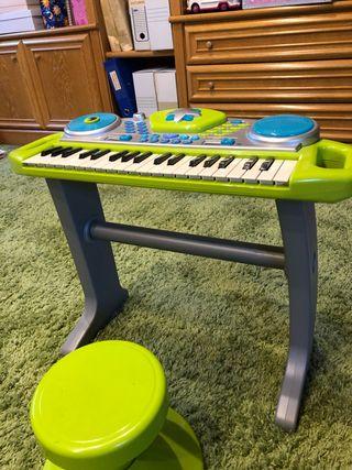 Organo piano infantil